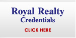 Royal Realty Credentials